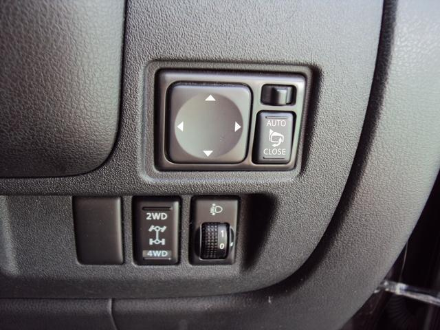 日産 マーチ 12X FOUR 4WD フルセグHDDナビ スマートキー