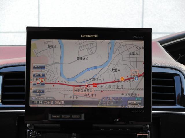 ライダー 4WD 両側電動スライドドア 社外HDDナビ(14枚目)