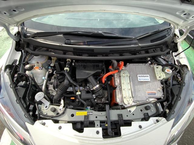 e-パワー B FOUR 社外ナビ/CD/SD/Bt/AUX バックカメラ エマージェンシーブレーキクリアランスソナー 切り替え式4WD ETC プッシュスタート ウィンカーミラー(17枚目)