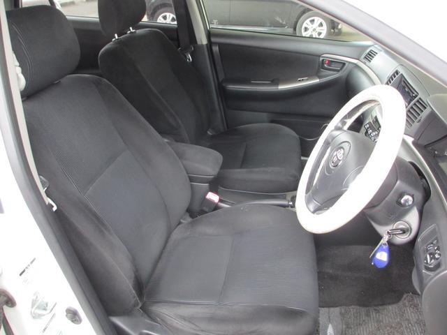 トヨタ カローラランクス X エアロツアラー 4WD オートマ ワンオーナー車