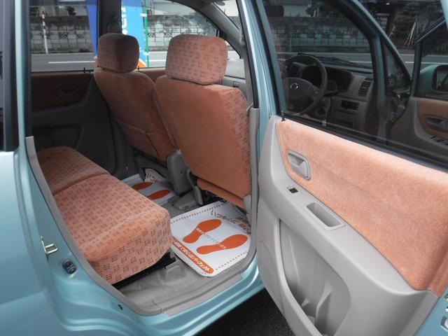 日産 モコ Q 4WD キーレス ナビ