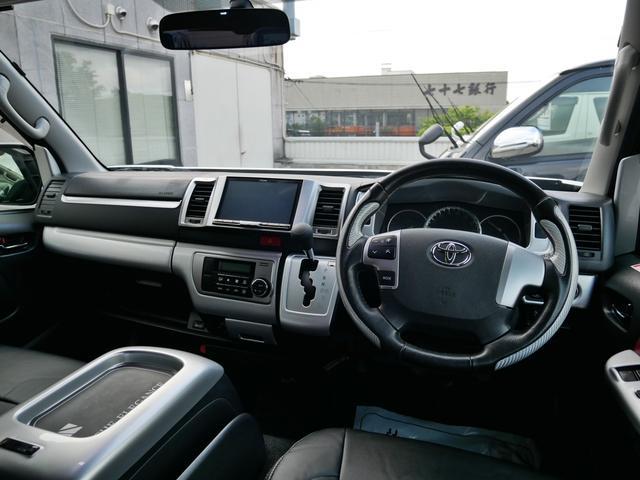 トヨタ ハイエースバン スーパーGL 4WD 寒冷地 フルエアロカスタムコンプリート