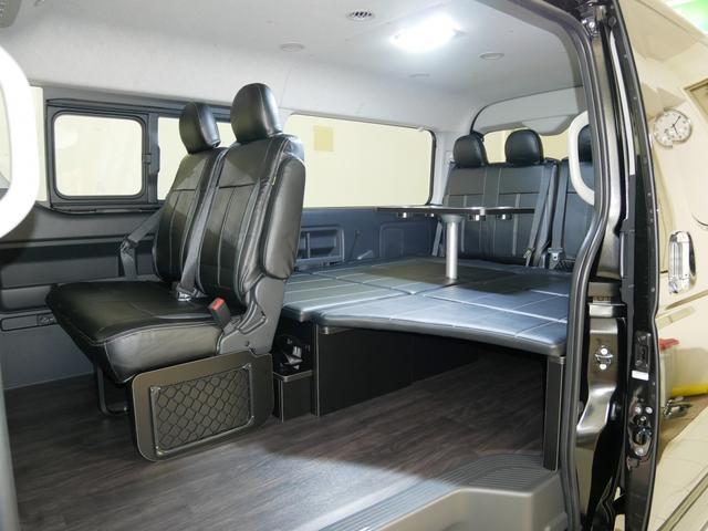 トヨタ ハイエースワゴン GL4WD ライトキャンピング FD-BOX0
