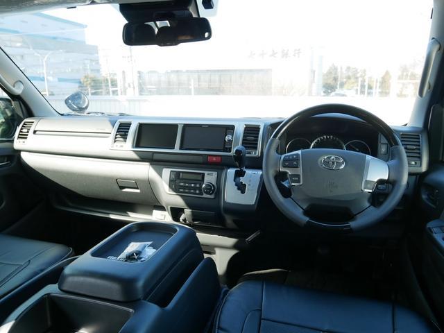 トヨタ ハイエースワゴン GL 4WD 寒冷地 トヨタSS-P搭載モデル