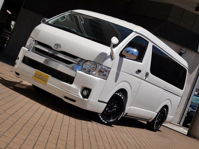 GL 4WD 内装架装 ライトキャンピング(3枚目)
