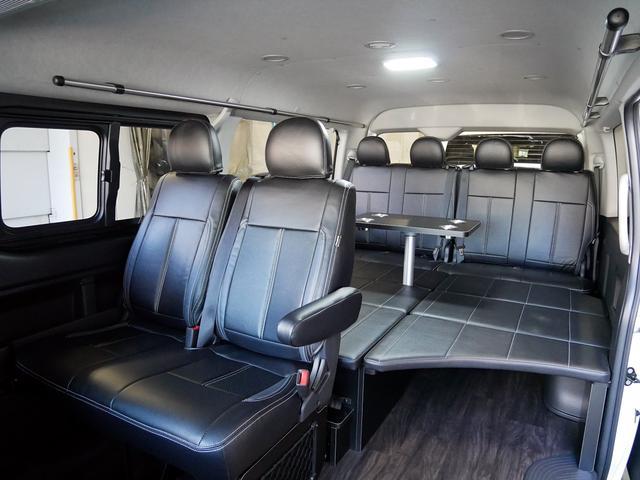 GL 4WD 内装架装 ライトキャンピング(9枚目)