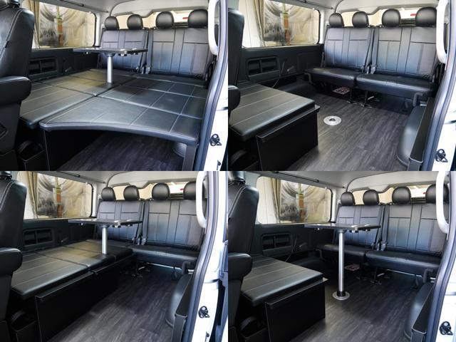 GL 4WD 内装架装 ライトキャンピング(10枚目)