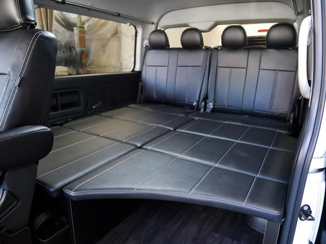 GL 4WD 内装架装 ライトキャンピング(11枚目)
