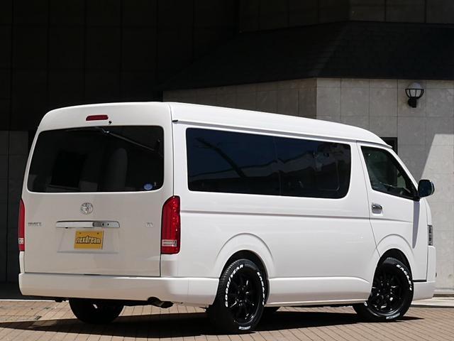 GL 4WD 内装架装 ライトキャンピング(18枚目)