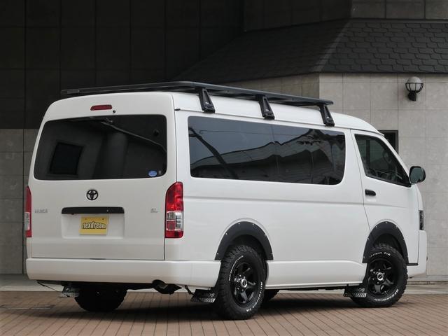 GL 4WD 寒冷地 FD-BOXベッド アウトドア号(3枚目)