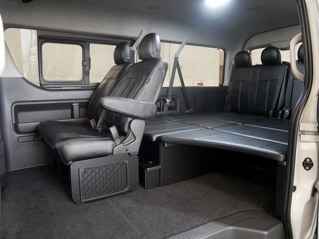 GL 4WD 寒冷地 FD-BOXベッド アウトドア号(10枚目)