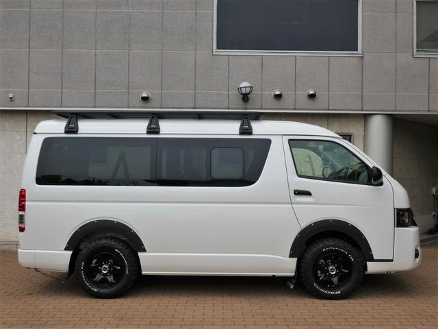 GL 4WD 寒冷地 FD-BOXベッド アウトドア号(16枚目)
