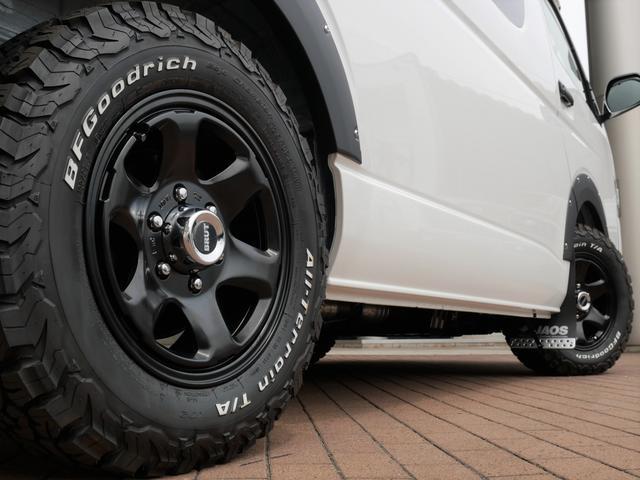 GL 4WD 寒冷地 FD-BOXベッド アウトドア号(18枚目)