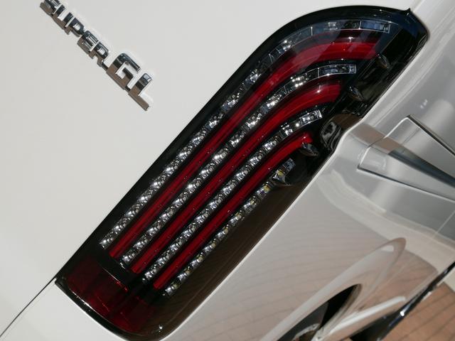 スーパーGL ダークプライム 新車コンプリート FD-BOXベッド(18枚目)