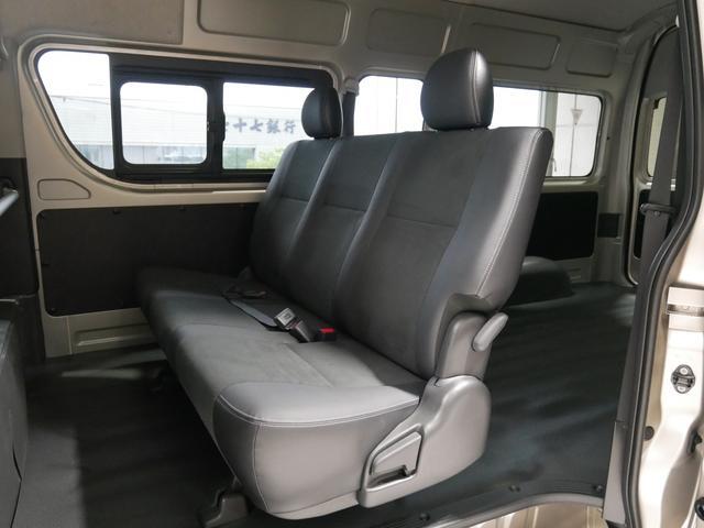 DX GLパッケージ 新車コンプリート ディーゼル四駆 スーパーGLシート装着(11枚目)