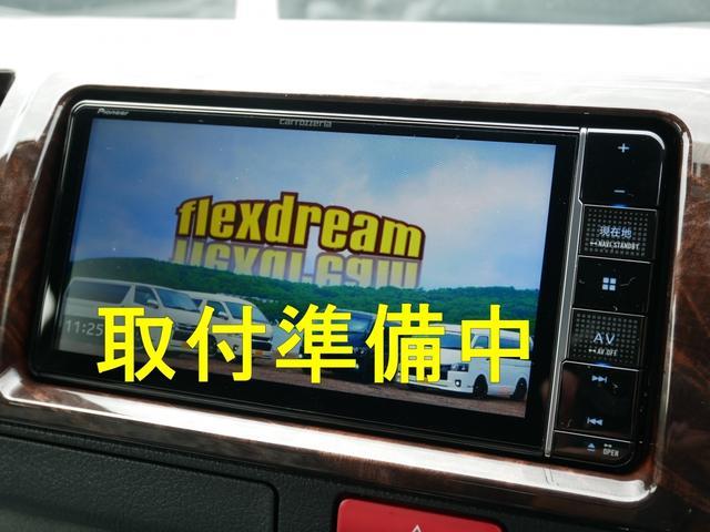 スーパーGL ダークプライム 新車コンプリート FD-BOX7vanlife 車中泊仕様(8枚目)