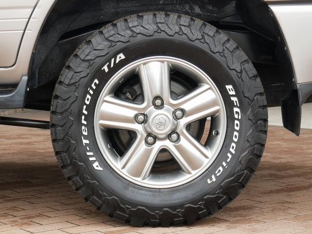 VXLTD 軽油 マルチレス 新品BFタイヤ 記録簿全部有(6枚目)