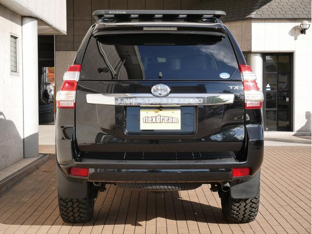 TX 中古車金利1.9パーセント TX 2.7Lガソリン 7人乗り 2インチUP オールドマンエミューコイル&ショック新品 グリルガード RHINOフラットラック NITTOトレイルグラップラーMT ブラッ(31枚目)