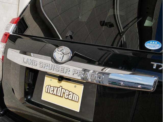 TX 中古車金利1.9パーセント TX 2.7Lガソリン 7人乗り 2インチUP オールドマンエミューコイル&ショック新品 グリルガード RHINOフラットラック NITTOトレイルグラップラーMT ブラッ(44枚目)