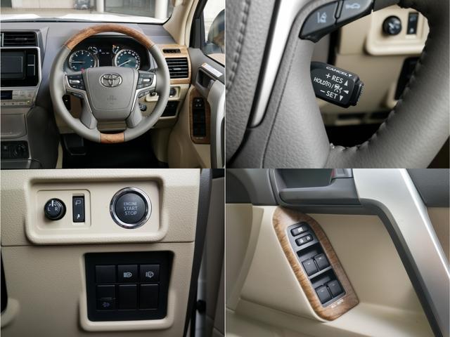 TX 新車金利1.9パーセント クリーンディーゼル TX メーカーオプション込み 新車カスタムPKG 各部ブラックアウト 2インチUP オープンRT ガンメタ17インチAW ブラウンレザーシートカバー サン(15枚目)