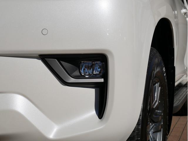 TX 新車金利1.9パーセント クリーンディーゼル TX メーカーオプション込み 新車カスタムPKG 各部ブラックアウト 2インチUP オープンRT ガンメタ17インチAW ブラウンレザーシートカバー サン(40枚目)