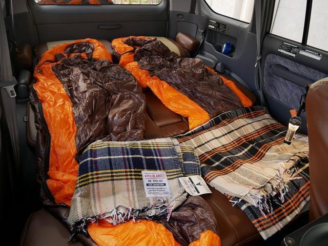 TXリミテッド 中古車金利1.9パーセント TX-LTD 2.7L 8人乗 FD-classic NEWペイント 丸目フェイス FD-camp車中泊仕様 PENDLETON DULTONアメリカン雑貨 NANGAシュ(13枚目)
