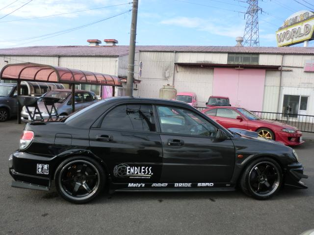 WRX STi HKS GT2タービン エンドレスキャリパー(4枚目)