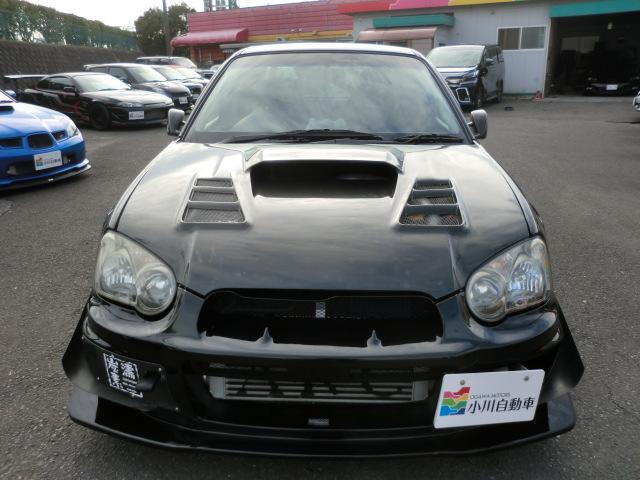 WRX STi HKS GT2タービン エンドレスキャリパー(7枚目)