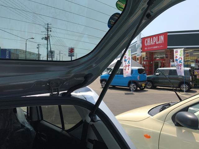 スズキ アルト X 4WD レーダーブレーキ