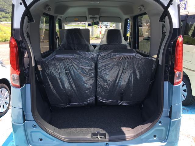 スズキ スペーシア X 4WD 2トーンルーフ