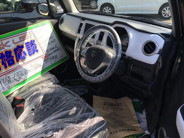 スズキ ハスラー G レーダーブレーキ 4WD 届出済未使用車