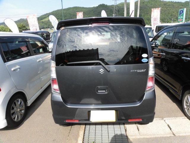 「スズキ」「ワゴンRスティングレー」「コンパクトカー」「秋田県」の中古車5