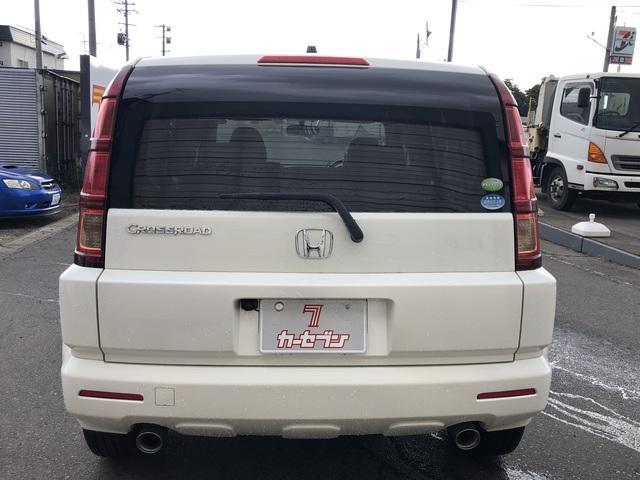 「ホンダ」「クロスロード」「SUV・クロカン」「青森県」の中古車4