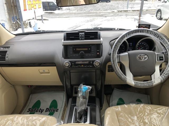 「トヨタ」「ランドクルーザープラド」「SUV・クロカン」「青森県」の中古車10
