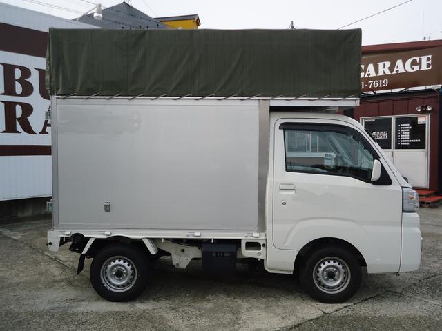 エクストラ 4WD 幌タイプ エアコン(2枚目)