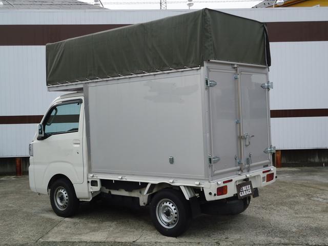エクストラ 4WD 幌タイプ エアコン(4枚目)