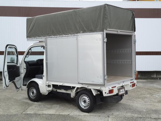 エクストラ 4WD 幌タイプ エアコン(5枚目)