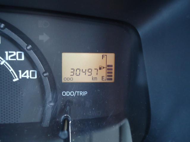 エクストラ 4WD 幌タイプ エアコン(8枚目)