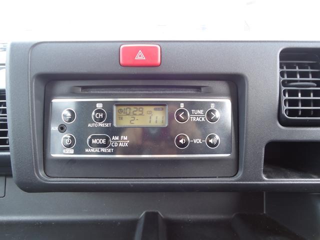 エクストラ 4WD 幌タイプ エアコン(9枚目)