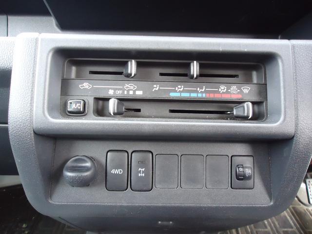 エクストラ 4WD 幌タイプ エアコン(10枚目)