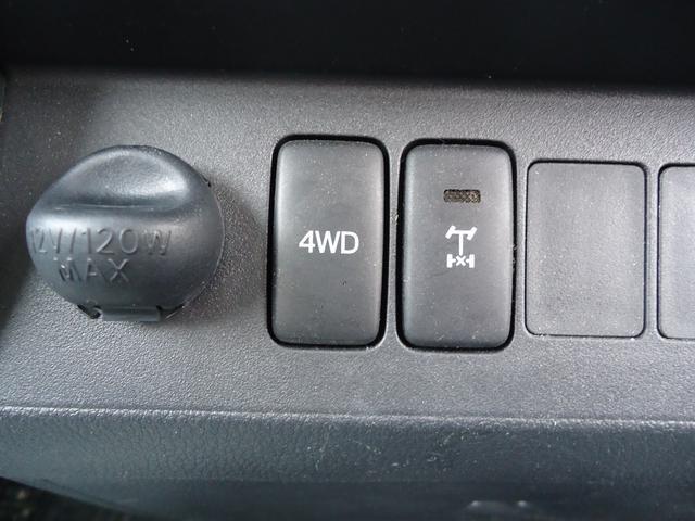 エクストラ 4WD 幌タイプ エアコン(11枚目)