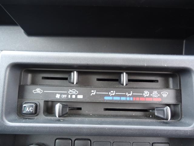 エクストラ 4WD 幌タイプ エアコン(12枚目)
