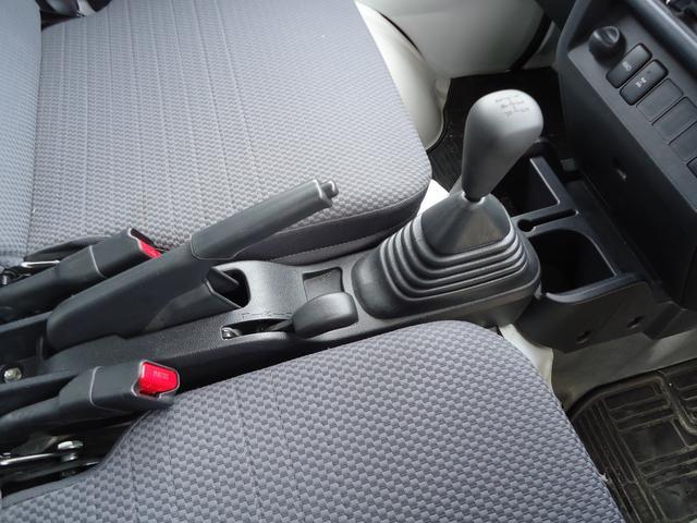 エクストラ 4WD 幌タイプ エアコン(13枚目)