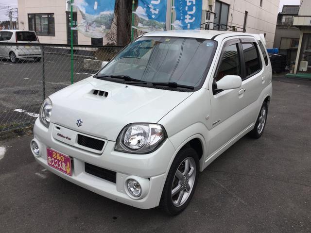 「スズキ」「Keiワークス」「コンパクトカー」「宮城県」の中古車2