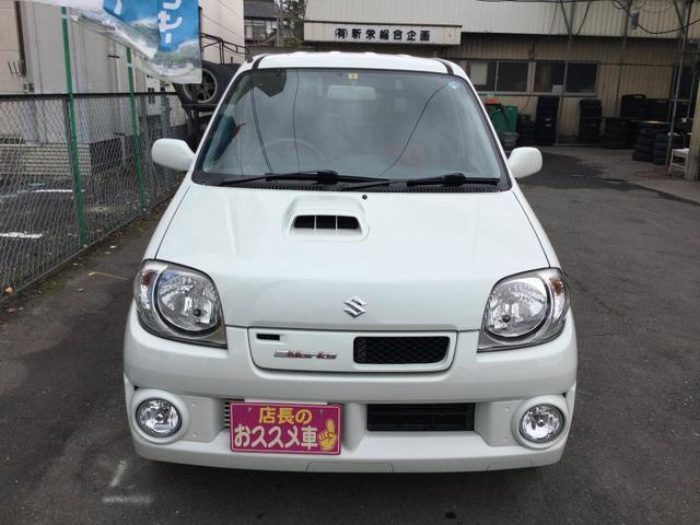 「スズキ」「Keiワークス」「コンパクトカー」「宮城県」の中古車4