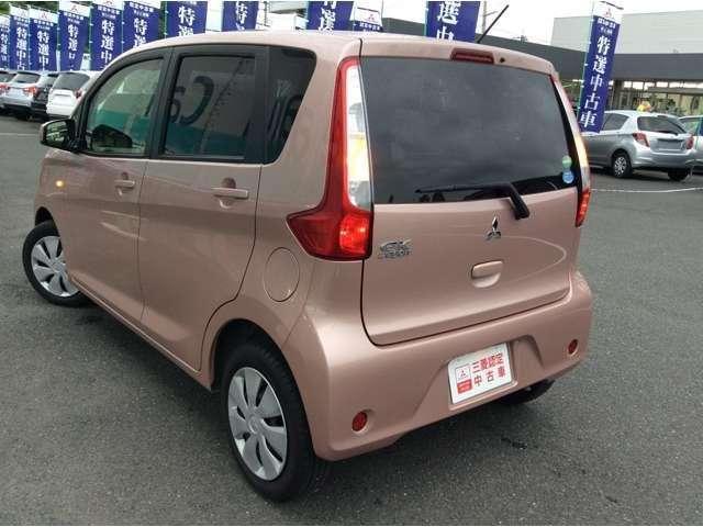 三菱 eKワゴン 660 M 三菱認定中古車