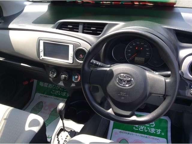 トヨタ ヴィッツ 1.3 F 三菱認定中古車