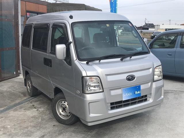 「スバル」「サンバーバン」「軽自動車」「宮城県」の中古車2