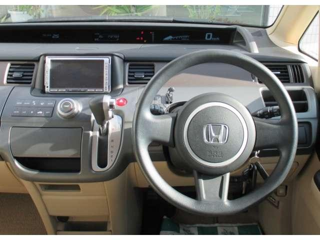 ホンダ ステップワゴン G スタイルエディション HDDナビ ツインモニター