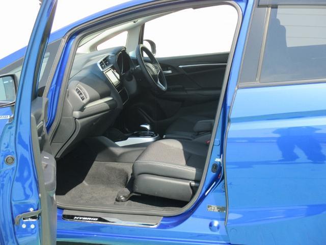 ホンダ フィットハイブリッド Lパッケージ レーダーブレーキ ドライブレコーダー クルコン